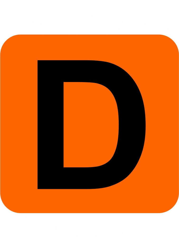 D is for