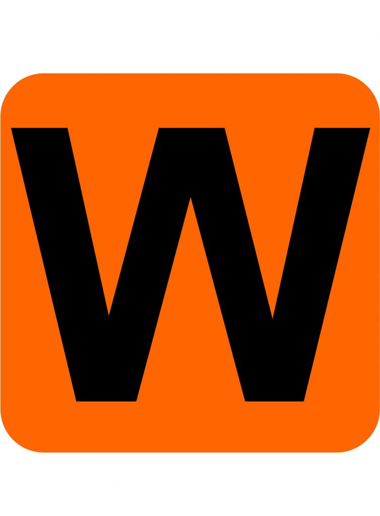 W is for